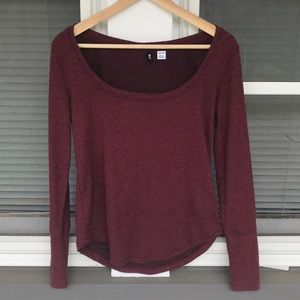 Urban Outfitters BDG long sleeve thermal